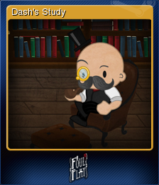 Foul Play Card 5
