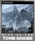 Rise of the Tomb Raider Foil 4