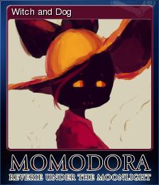 Momodora Reverie Under the Moonlight Card 2