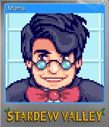 Stardew Valley Foil 5