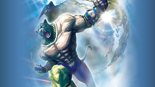 Street Fighter X Tekken Artwork 07