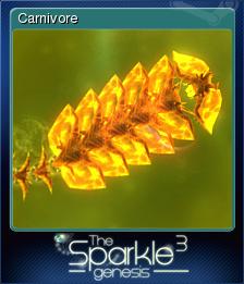 Sparkle 3 Genesis Card 1