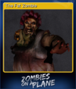 Zombies on a Plane Card 2