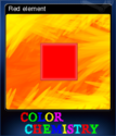 Color Chemistry Card 1