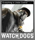 Watch Dogs Foil 2