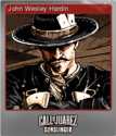 Call of Juarez Gunslinger Foil 5