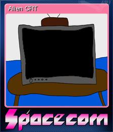SpaceCorn Card 5