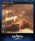 Hooligan Fighters Card 2