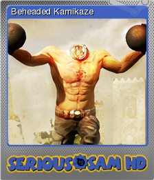 Serious Sam HD The Second Encounter Foil 7