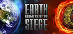 Earth Under Siege Logo