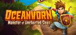 Oceanhorn Monster of Uncharted Seas Logo