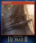 Total War Rome II Card 6