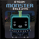Monster Summer Sale Badge 0040