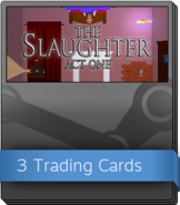 The Slaughter Act One Booster Pack