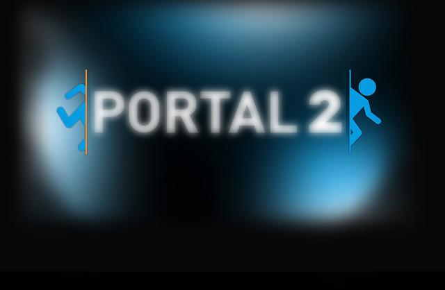 File:Portal 2 Logo.png