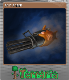 File:Terraria Card Minishark Foil.png