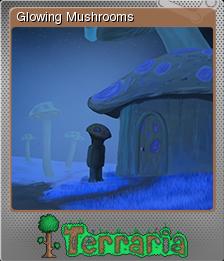 File:Terraria Card Glowing Mushrooms Foil.png