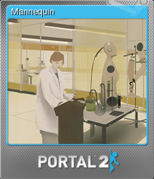 P2 Mannequin Small F