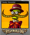 File:SteamWorld Dig Steam Foil Card 6.png