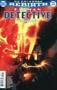 Detective comics 950b cover