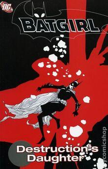 Batgirl Destructions Daughter TPB cover