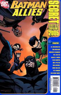 Batman Allies page 00