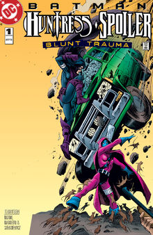 Batman - Huntress-Spoiler - Blunt Trauma (1998) 001-000