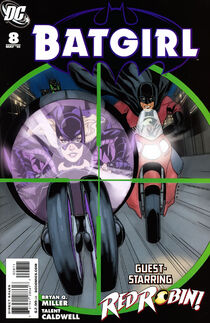 Batgirl 8 Legion CPS 001