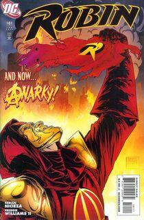 Robin 181 Cover