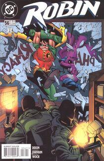 Robin 56 cover