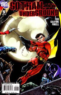 Gotham under- 001
