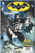 Batman Endgame Special Edition 1HOTTOPIC Cover