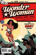 Wonder Woman 600B Cover
