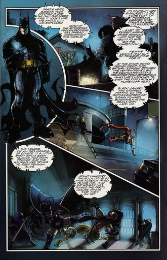 Batman Orphans 2 Spoiler