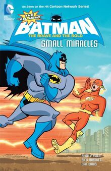 BATB Small Miracles TPB cover