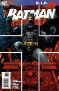 Batman 677B Cover