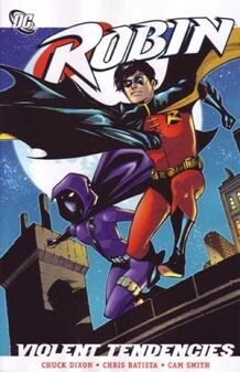 Robin Violent Tendencies TPB