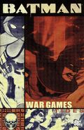 Batman war games tides tpb cover 2