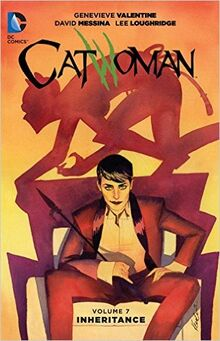 Catwoman Inheritance cover
