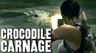 Crocodile Carnage