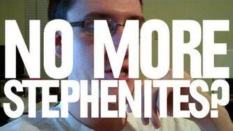 No More Stephenites? (Day 689 - 10 14 11)
