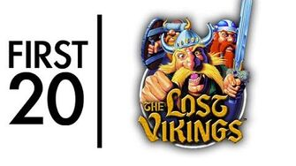 The Lost Vikings - First20