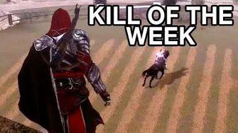Kill Of The Week!