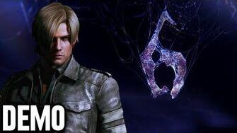 Resident Evil 6 (Leon) - Demo Fridays