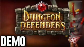Dungeon Defenders - Demo Fridays