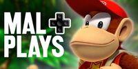 MalPlays Donkey Kong Country Returns