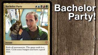 Austin's Bachelor Party • 7.1