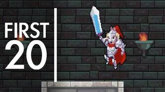 Rogue Legacy - First20