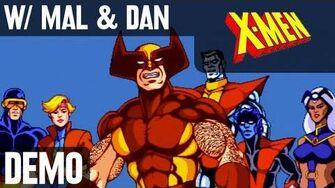 X-Men Arcade - Demo Fridays