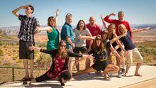 Arizona trip group photo